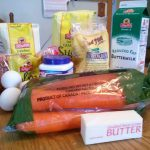 FiberLove Carrot Cake recipe