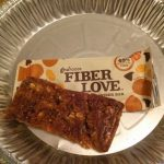 FiberLove Peanut Chocolate Chip Healthy Graham Cracker Crust