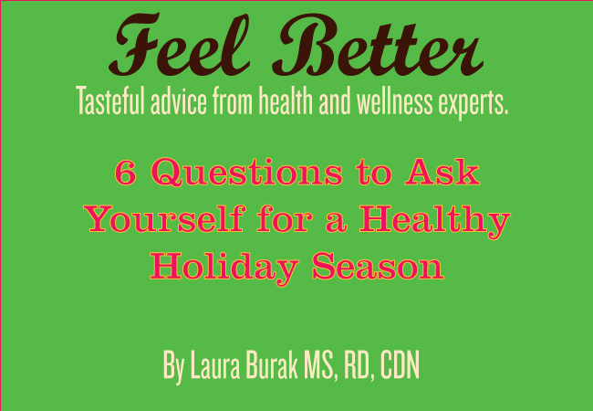 FiberLove Laura Burak Healthy Holiday