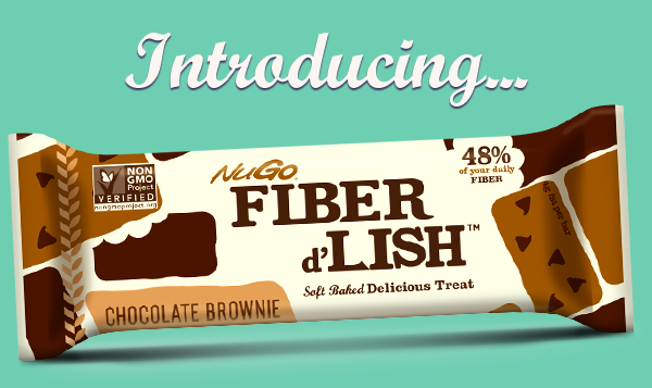 FiberLove bars are now NuGo Fiber d'Lish bars
