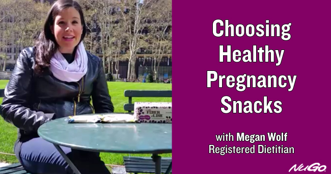 How to Choose Healthy Pregnancy Snacks
