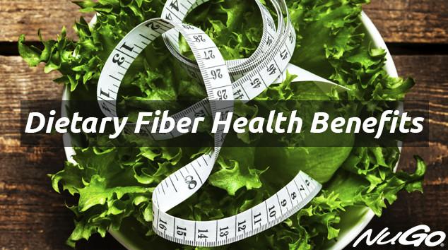 high fiber diet many health benefits